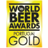 2016 Medalha de ouro - World Beer Awards