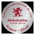 2015 Medalha de prata - Concours International de Lyon