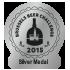 2015 Medalha de prata - Brussels Beer Challenge