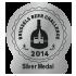 2014 Medalha de prata - Brussels Beer Challenge