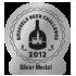2012 Medalha de prata - Brussels Beer Challenge