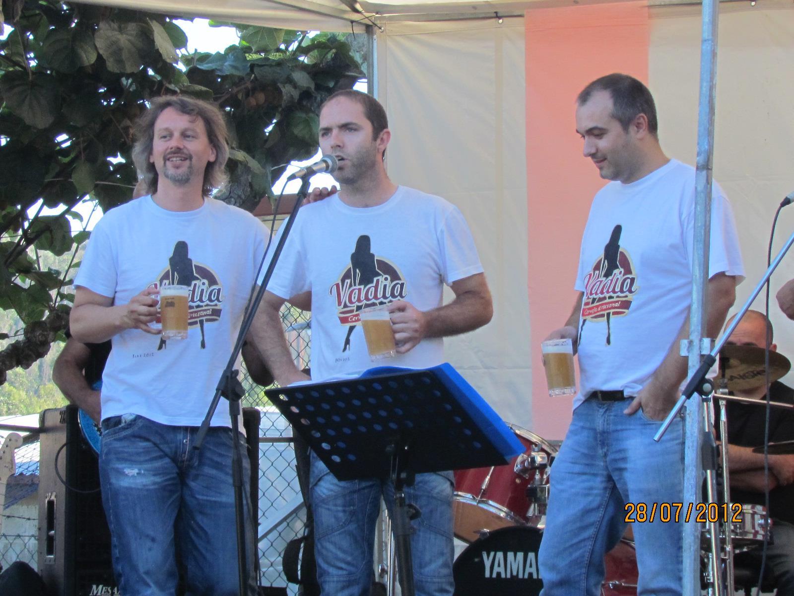 2012 – Julho 1º Festival de Música: Rock in Selores