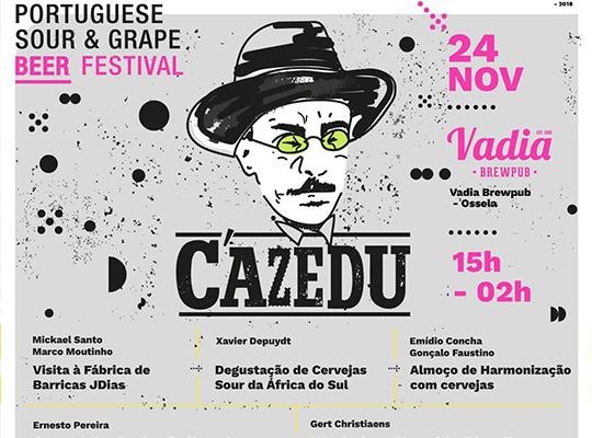 2018 1º Festival Sour – CAZEDU