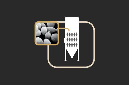 Fermentação Com a adição de leveduras selecionadas, os açucares são transformados em álcool e gás carbónico.