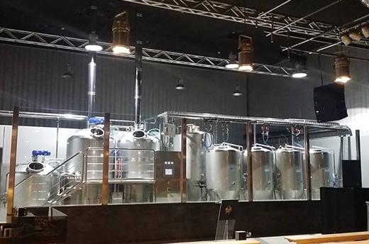 2015  Mudanças para nova Cervejaria